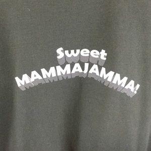 Sweet Mammajamma funny Tee Shirt 3XL New